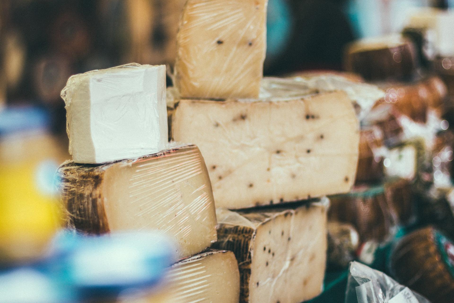 fornitura formaggi cuneo