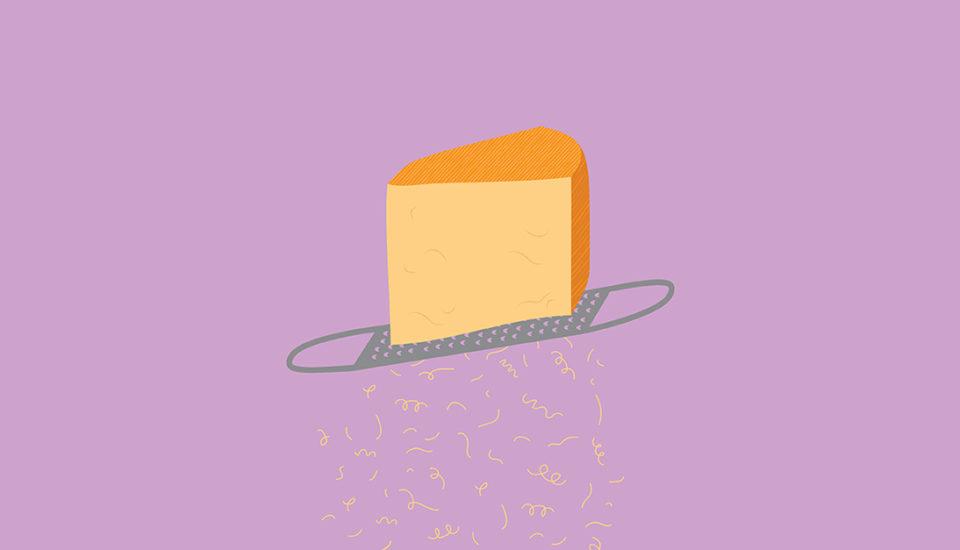 Falso Parmigiano ritirato ad Anuga
