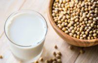 I segreti del latte di soia